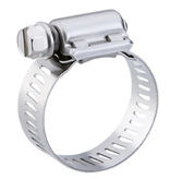 Breeze Power Seal and Aeroseal Worm Drive Hose Clamps
