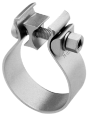 DuraSeal clamp