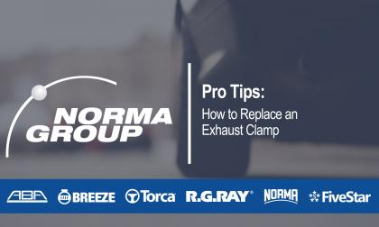 Pro Tips: Replacing an Exhaust Clamp