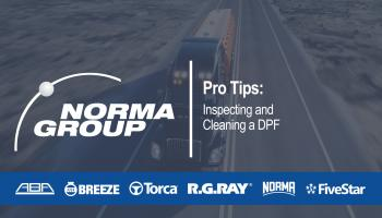 Pro Tips: Inspecting and Cleaning a DPF System