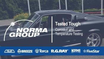 NORMA Clamp Corrosion and Temperature Performance Testing