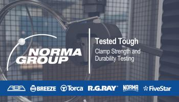 NORMA Clamp Strength and Durability Testing