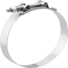 BREEZE T-Bolt Hose Clamp